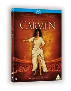 Carmen: The Restored Edition [Blu-ray] [UK Import]