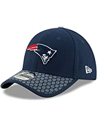 New Era 39Thirty Cap NFL 2017 SIDELINE New England Patriots