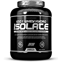 Xcore Black 100% Whey Hydro Isolate SS - Suplemento para deportistas, sabor a chocolate, 2000 gr