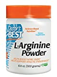 Doctor's Best L-Arginine Powder, Vegan, 300g by Doctor's Best