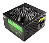 Unbranded 500W 12cm Builder PSU - Black