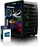Vibox Spectrum RXR780-70 Gaming PC Computer with War Thunder Game Voucher, Windows 10 Pro OS (4.5GHz AMD Ryzen 8-Core Processor, ASUS Strix Radeon RX 580 Graphics Card, 32GB DDR4 2400MHz RAM, 3TB HDD)