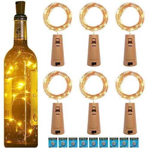 Características:   Con pilas, fácil de usar  30 LED Warn luz blanca  Alambre de cobre flexible fácil de moldear  Ligero y pequeño conveniente para decoración. Escenarios de aplicaciones múltiples    Especificaciones:   Tipo de bombilla: LED  Vataje:...