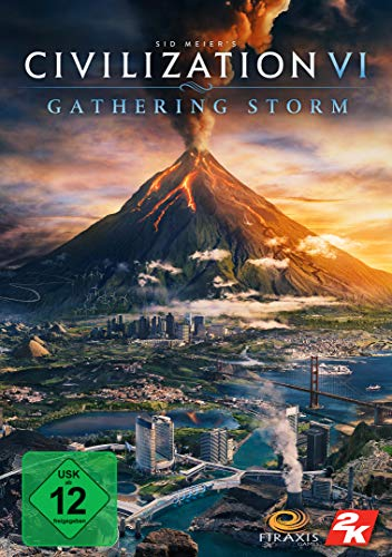 Sid Meier's Civilization VI: Gathering Storm | PC Code - Steam - Partnerlink