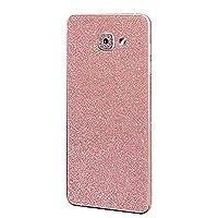 ZoonParkŽ Skin Sticker For Samsung Galaxy S7,Bling Bling Ultra-thin Glitter Full Body Vinyl Decal Wrap Sticker Skin Diamond Shine Adhesive Sticker for Front and Back For Samsung Galaxy S4/S5/S6/S6 Edge/S7/S7 Edge/Note 3/Note 4/Note 5 (For Galaxy Note 5,