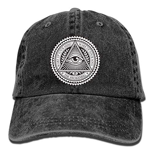 (U-Only 3rd Eye Adjustable Cotton Hat)
