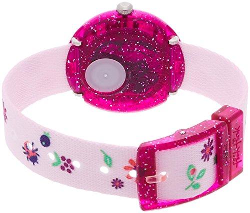 FlikFlak Mädchen Analog Quarz Uhr mit Stoff Armband FBNP093 - 2