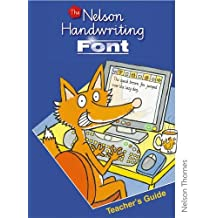 Nelson Handwriting Font Teacher's Guide: 2