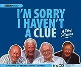 I'm Sorry I Haven't a Clue, No. 3
