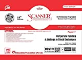 Scanner CS Professional Programme Module III (2017 Syllabus) Paper - 7 Corporate Funding & Listings in Stock Exchanges (Green Edition) (Applicable for June 2020 Attempt)