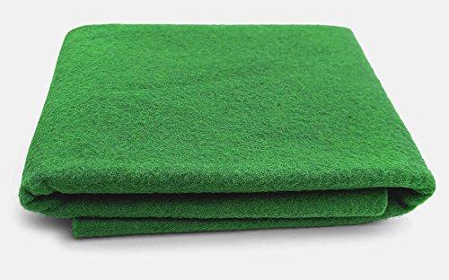 Textilien Und Kostüm Museum Für - XXL Wolle Filz Blatt-Virgin 100% Wolle-Fat Quarter 45,7x 55,9cm 36x36 Spring Valley