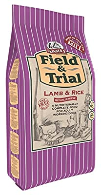 Field & Trial Skinner's Lamb and Rice Dog Food by Skinner's Pet Food