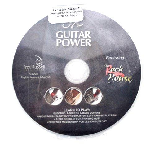 DVD de enseñanza–Aprender a jugar–SX para guitarra eléctrica, acústica y bajo guitarras