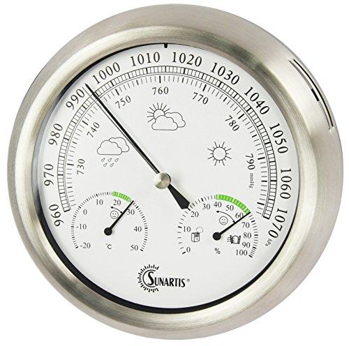 Sunartis THB367 - Estación meteorológica para Exterior