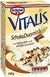 Dr. Oetker Vitalis Schoko Duo, 500 g