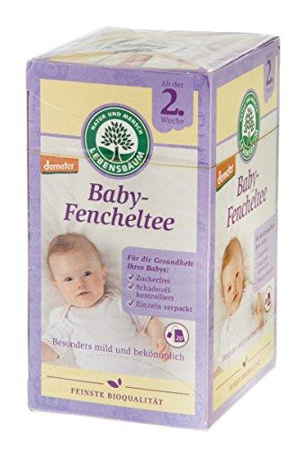 Lebensbaum, Baby-Fenchel-Tee , 20Btl