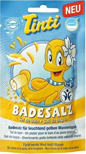 Tinti Badesalz gelb 60g