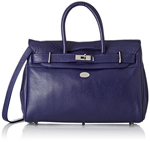Mac Douglas Pyla Buni Xs, Borsa a mano donna Blu (Bleu Cobalt)