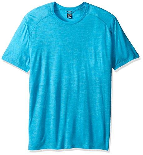 Icebreaker Herren Sphere Ss Crewe T-Shirt Capri Hthr