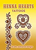 Dover Books DOV-44941-6 Henna Hearts Tattoos - Best Reviews Guide