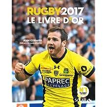 Livre d'or du rugby 2017