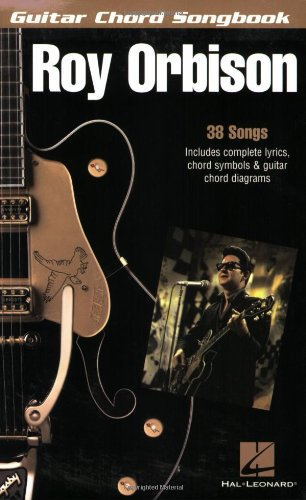 Roy Orbison: Guitar Chord Songbook (6 Inch. X 9 Inch.)