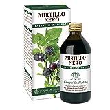 Dr. Giorgini Integratore Alimentare, Mirtillo Nero Estratto Integrale Liquido Analcoolico - 200 ml