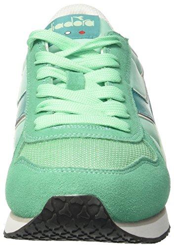 Diadora K-Run W, Sneaker a Collo Basso Donna Verde (Verde Opale/Verde Columbia)