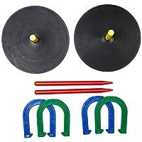 AmazonBasics-Hufeisen-Wurfspielset-aus-Gummi