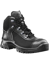 Haix Calzado de Protección Para Hombre, Color Negro, Talla 39 UE/5,5 UK