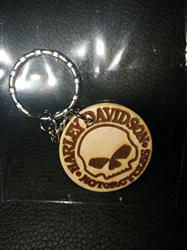 Portachiavi Harley Davidson Skull