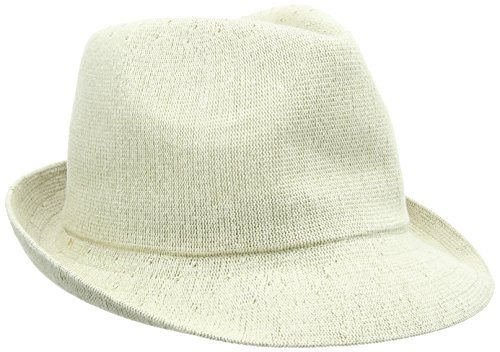 Kangol Headwear Bamboo Arnold Tribly, Beige, Taille Fabricant: Medium Mixte