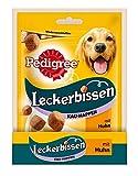Pedigree Leckerbissen Kau-Happen Hundesnacks, 6 Beutel (6 x 130 g)
