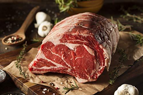 Prime Auslese! Prime Rib Steak vom Black Angus, Dry Aged Gesamtgewicht 892