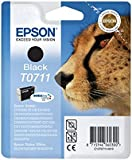 Epson T0711 - Print cartridge - 1 x black