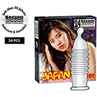 Secura Japan Rubber 24er preisvergleich bei billige-tabletten.eu