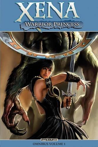 Xena: Warrior Princess Omnibus Volume 1 American Champagne