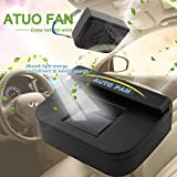 #6: VelVeeta New Auto Cool Solar Powered Ventilation Fan