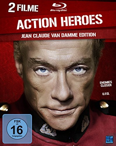 Action Heroes - Jean Claude van Damme Edition [Blu-ray]