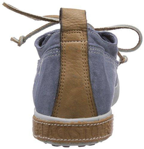 Blackstone JM50, Herren Sneakers Blau (Indigo)