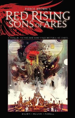 Pierce Brown's Red Rising: Sons of Ares Signed Edition
