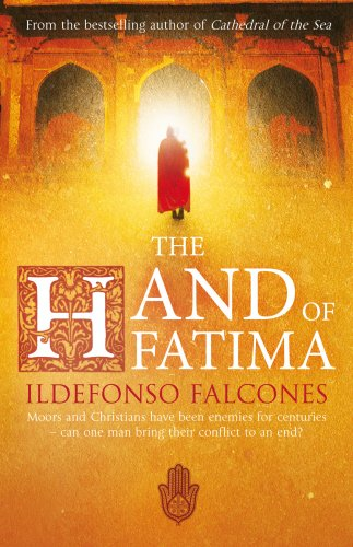 Book cover for The Hand of Fatima