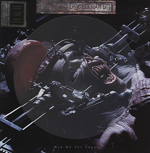 Man On The Edge [Vinyl LP]