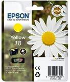 Epson Pâquerette 18 T1804 Cartouche d'encre Jaune