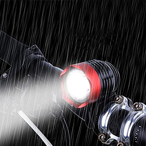 Bicycle Light, TopTen 1200 Lumens 3 Modes Ultra Bright Bike LED Headlamp Head Light for Camping Hunting Hiking and Outdoors