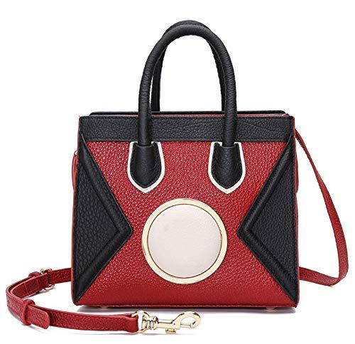 KOKR Handtaschen, Womens Multiple Pockets Long Strap Schultertasche - mit Einer Schützenden Aufbewahrungstasche,C - Canvas Long Strap Handtasche