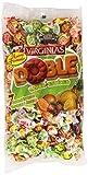 Virginias - Doble - Surtido de caramelos de dos piezas con sabor de frutas - 930 g