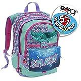 Giochi Preziosi Gopop 19 Zaino Estensibile Sirena Sacca, 43 cm, Multicolore
