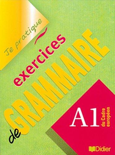 Exercices de grammaire : A1 du Cadre européen