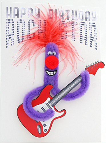 Pop-Up-Geburtstag-ZZ-Design-Grukarte-PopShot-Happy-Birthday-Rockstar-Gitarre-13x18cm